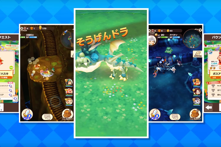 fantasy life 2 gameplay