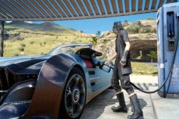final fantasy xv detalles nuevas imagenes