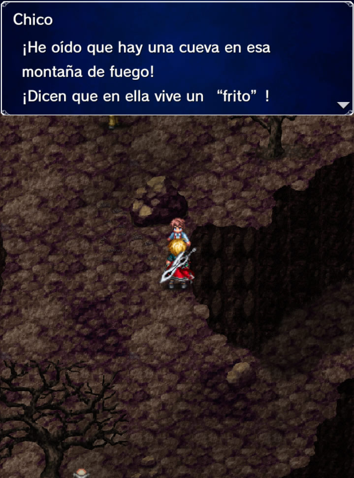 guia final fantasy Brave Exvius Ifrit 3-1