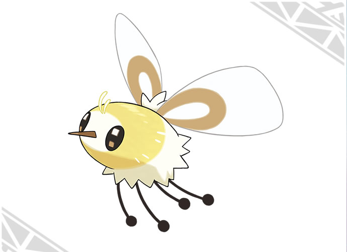 pokemon sol pokemon luna cutiefly
