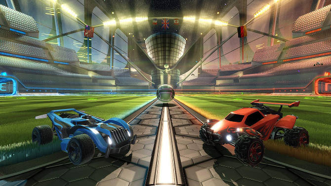 rocket league crossplay ps4 xbox one