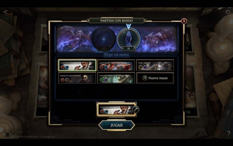 the elder scrolls legends primeras impresiones multijugador