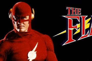 jonh Wesley the flash