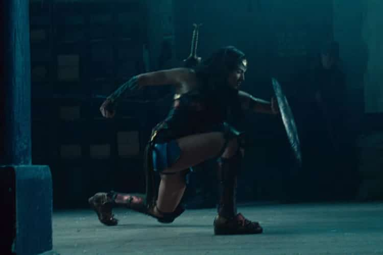 wonder woman traiker