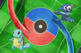 batalla pokemon squirtle vs popplio