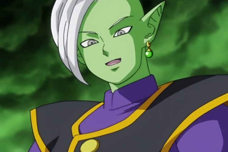 dragon ball super vegeta zamasu