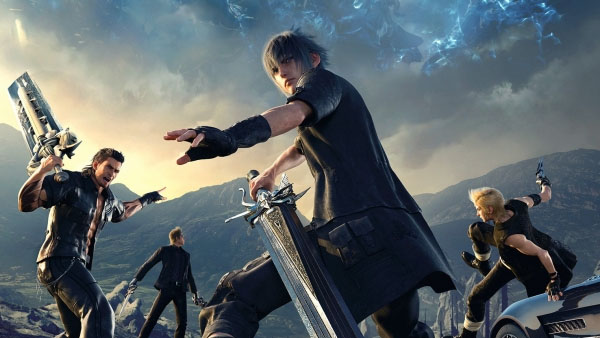 final fantasy 15 retraso problemas
