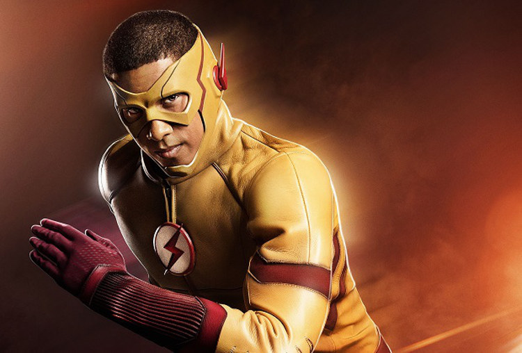 flashpoint kid flash