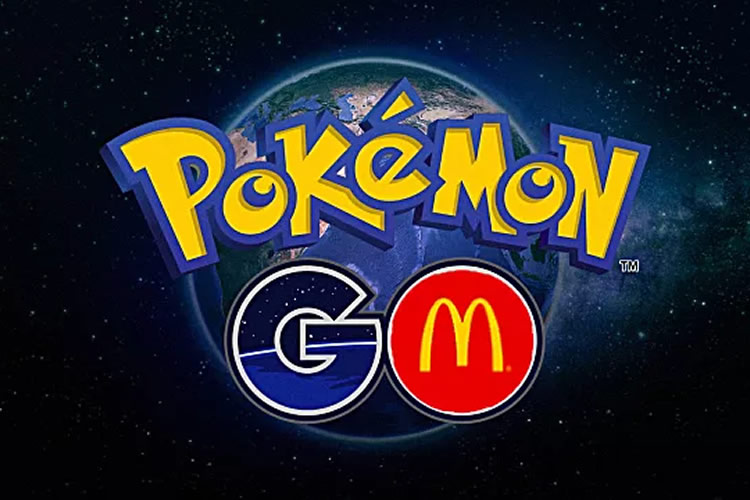 mcdonald pokemon go