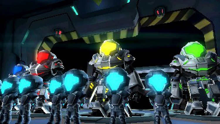 metroid prime federation force ronda analisis