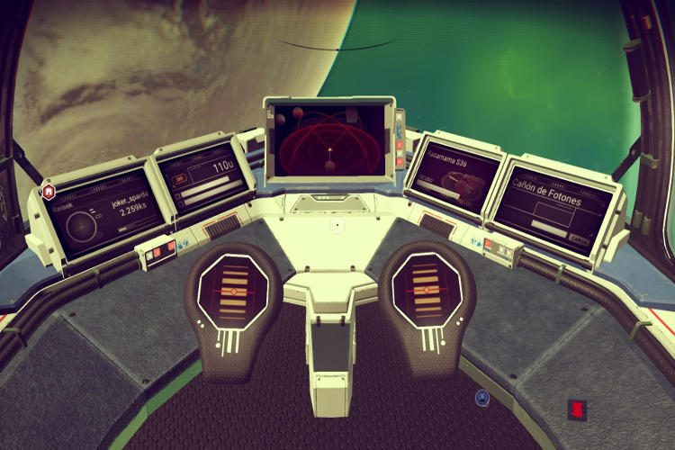 no mans sky controles