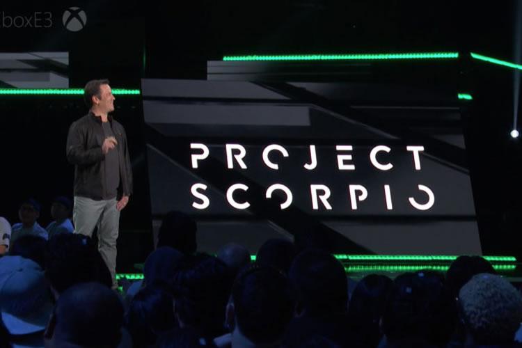 project scorpio ya tiene desarrollos