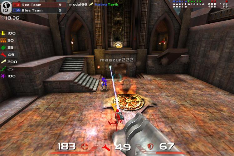 Quake Champions, el retorno de uno de los hijos pródigos de ID Software