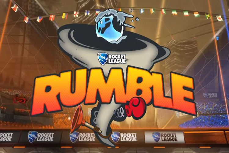 rocket league rumble nuevo modo