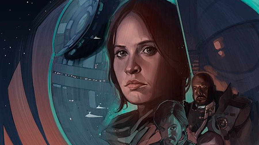 Star Wars: Rogue One revela a un nuevo droide imperial