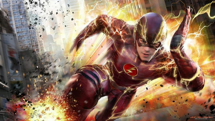 the flash flashpoint