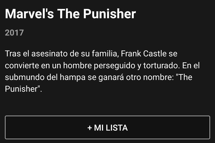 the punisher 2017