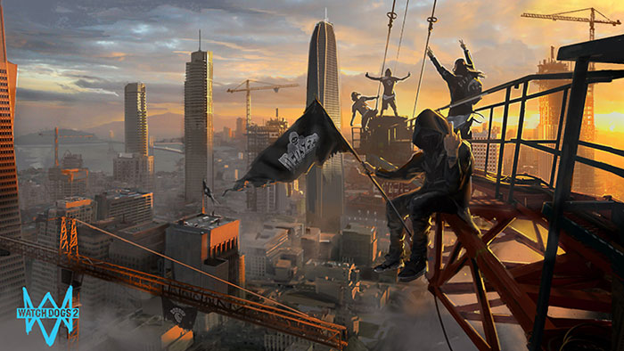 watch dogs 2 mundo abierto multiplayer