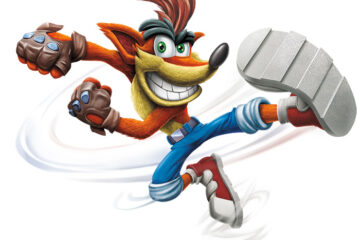 skylanders crash bandicoot