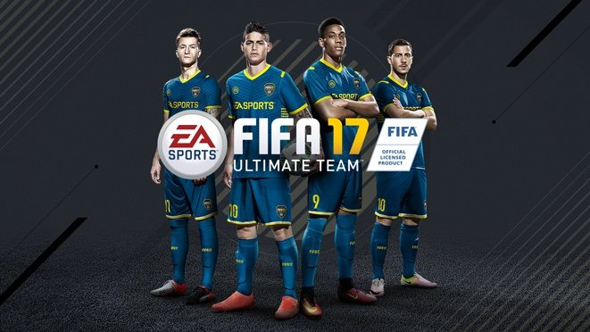 Fifa 17 Ultimate Team Liga Santander