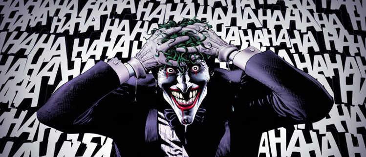 La broma asesina, uno de los mejores cómics de Alan Moore