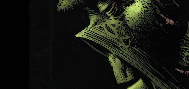 La cosa del pantano, uno de los mejores cómics de Alan Moore