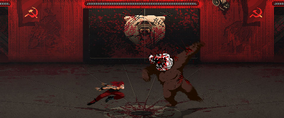 mother russia bleeds guia