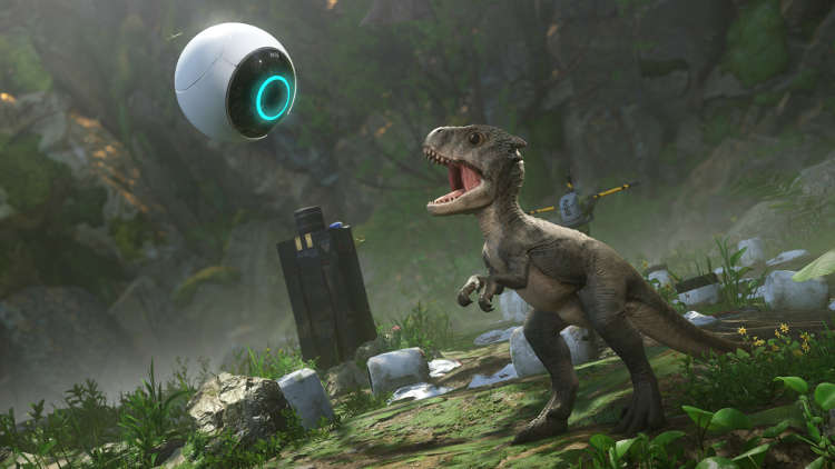 Robinson The Journey, un juego de Crytek para PlayStation VR
