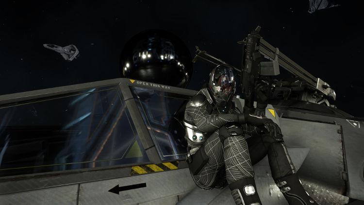Star Citizen y su modo FPS en un nuevo vídeo