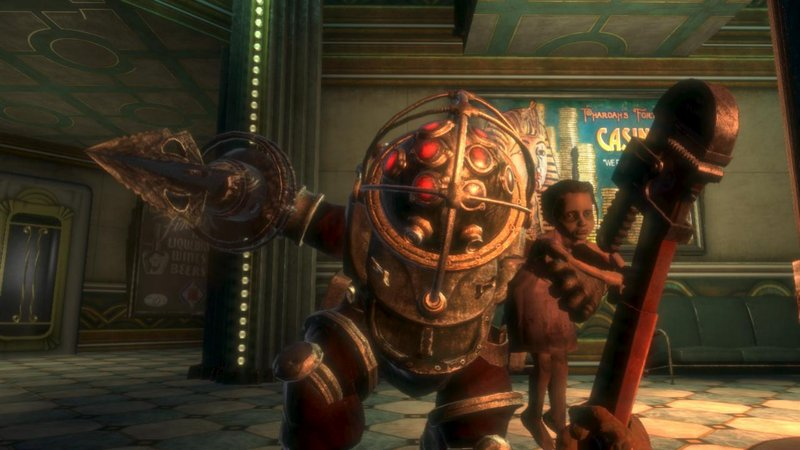 Bioshock narrativa