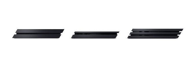 comparativa ps4 pro ps4 slim ps4