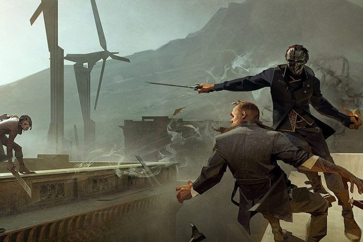 dishonored 2 gameplay asesinatos creativos