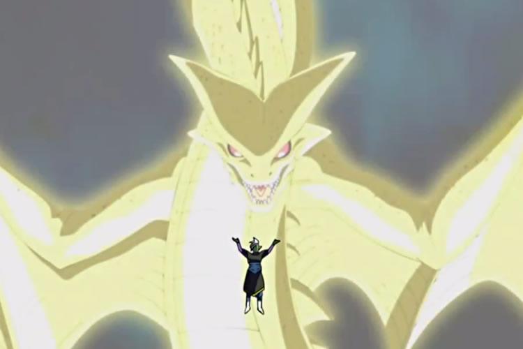 dragon ball super zamasu dragon