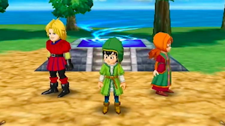 dragon quest vii analisis