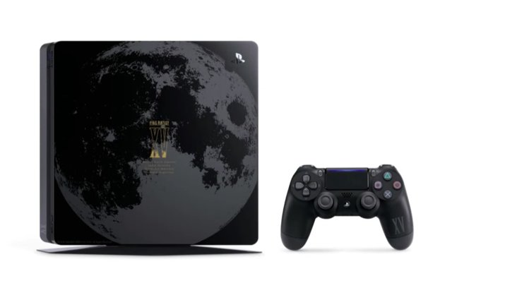 final fantasy xv ps4 slim exclusiva