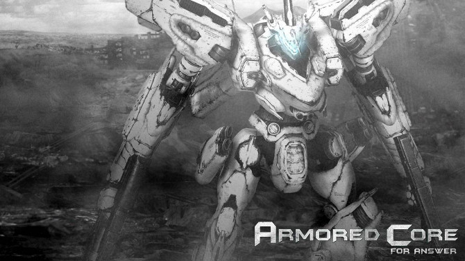 from software juegos armored core
