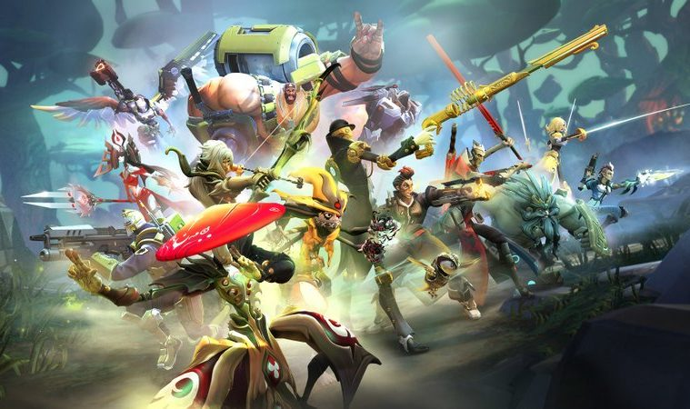 Gearbox Battleborn free to play