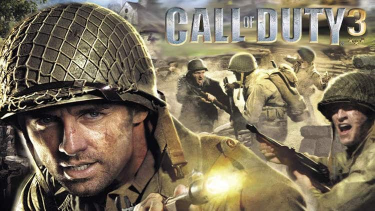 Call of Duty 3 ya es retrocompatible con Xbox One