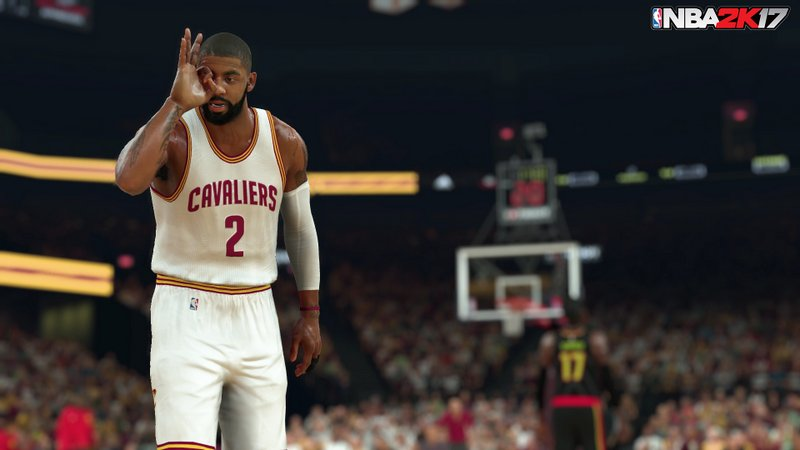 NBA 2k17 - Análisis Playstation 4