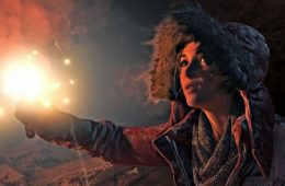 rise of the tomb raider tokyo game show 2016