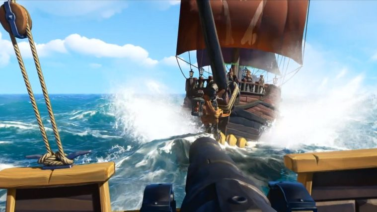 Sea of Thieves tráiler