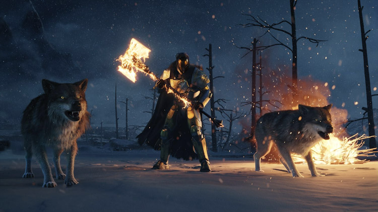 Así es King of the Mountain, la primera misión de Destiny Rise of Iron