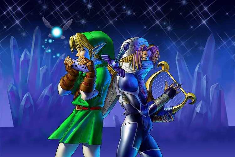 the legend of zelda 30 aniversario