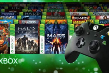 Retrcompatibilidad XBOX ONE