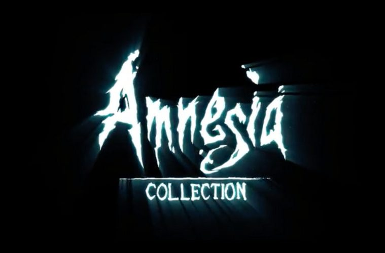 Amnesia Collection ps4