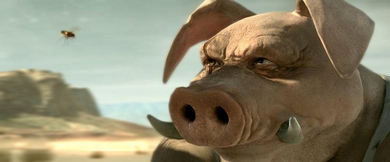 Beyond Good & Evil 2 preproducción