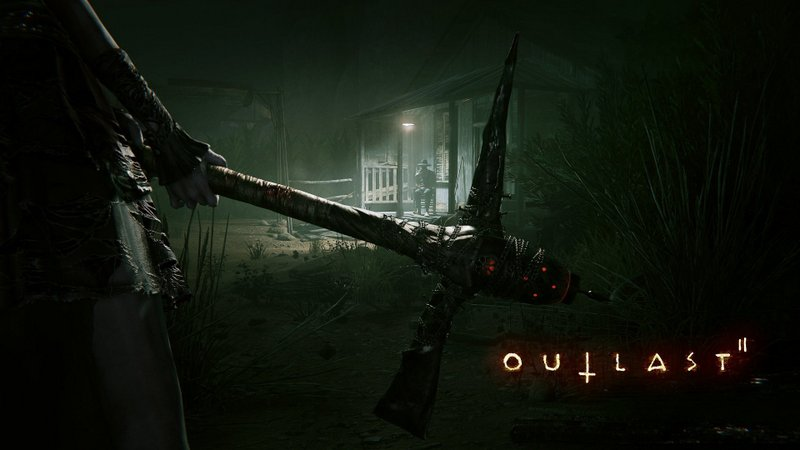 Demo Outlast 2 Playstation Store