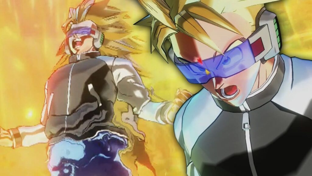 dragon ball xenoverse 2 trailer lanzamiento