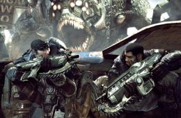 Gears of War película Universal