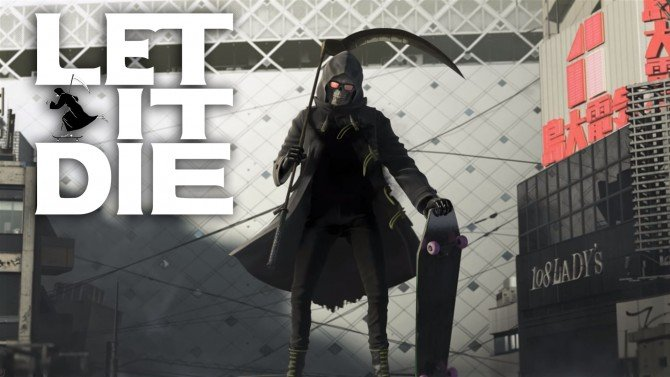 Let it Die gameplay